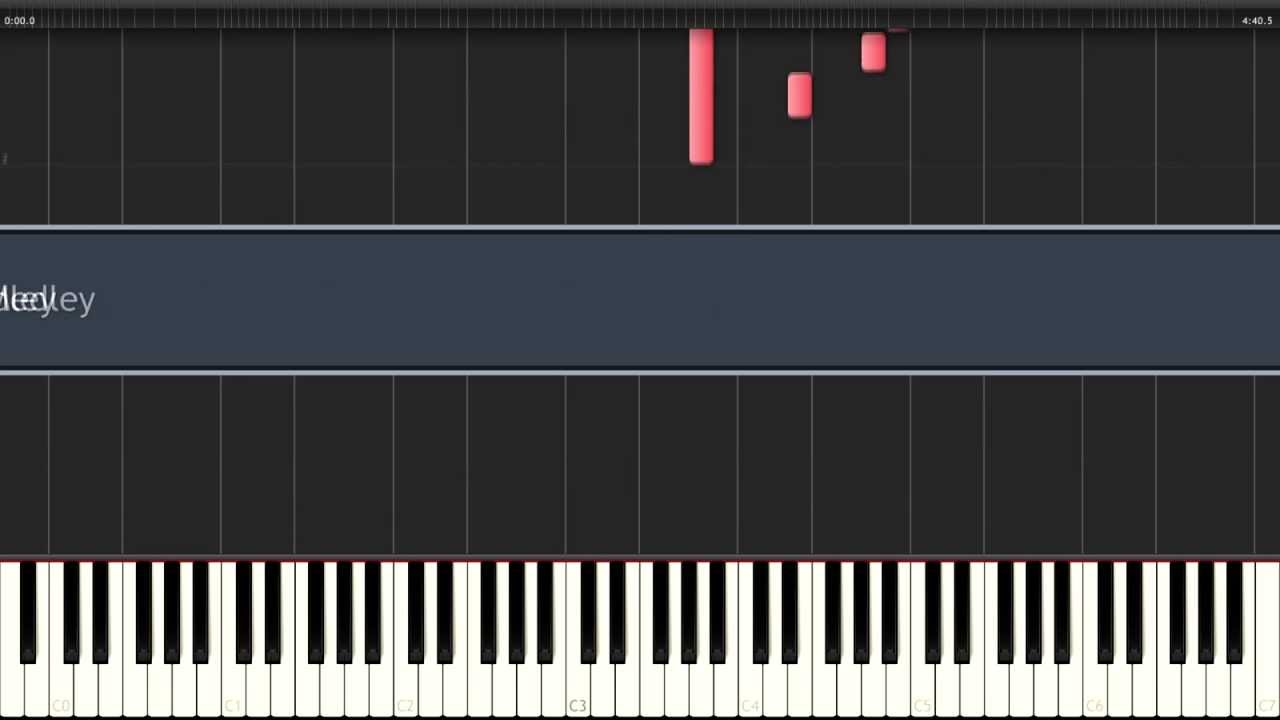 [Ib] Ib Piano Medley - Piano Transcription (Sheets in description!)