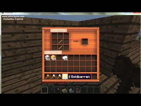 Minecraft Tutorial Werkzeuge Erstellen YouTube - Minecraft spielerkopfe erstellen