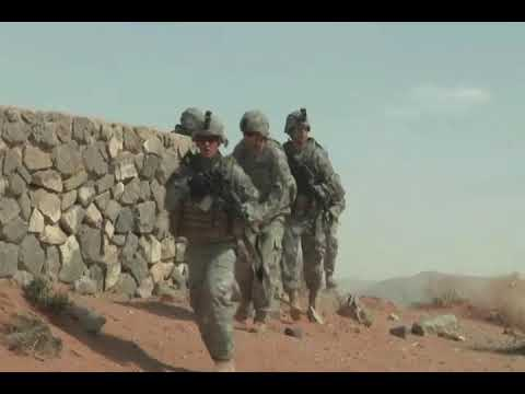 36th Infantry Regiment, 1st Brigade, 1st Armored Division soldiers train at Fort Bliss