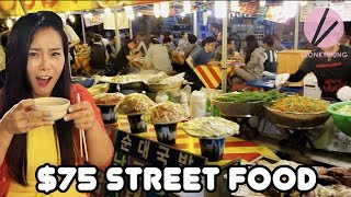 Korean Street Food Night Market!