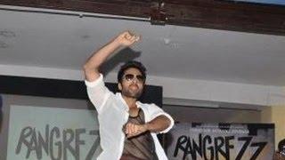 Jackky Bhagnani Dancing On Gangnam Style