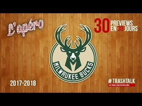 Preview 2017/18 : les Milwaukee Bucks