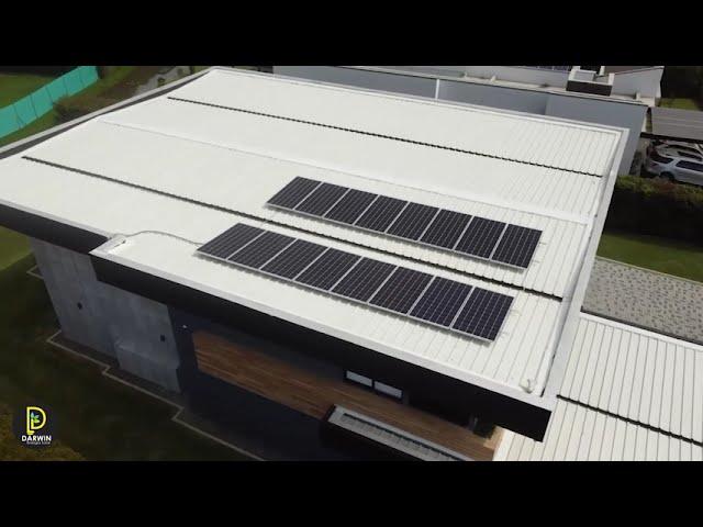 Proyecto Energía Solar Residencial Llanogrande