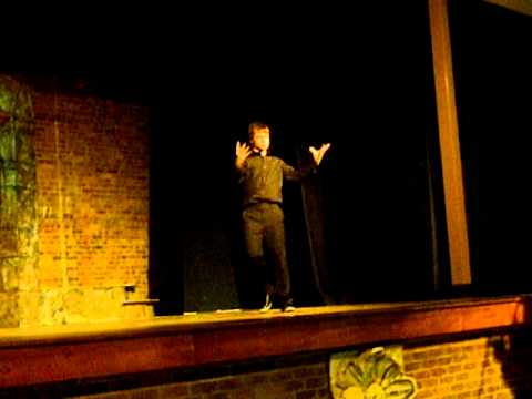 Romeo and Juliet - Dominic Clarke mime