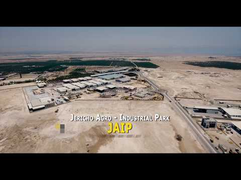 The Jericho Agro Industrial Park (JAIP) - an export gate to international markets