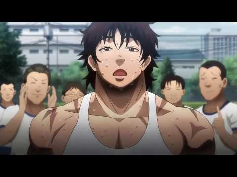 Baki Season 3 Episode 3 ! Baki Want To Break The 1500m Running World Record ! English Sub