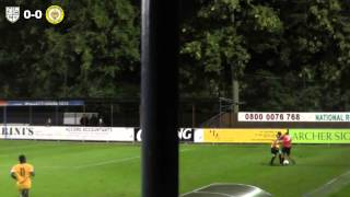 Hampton & Richmond Borough 4-0 Cray Wanderers: Match Highlights with Commentary