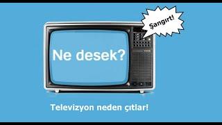 Gece Televizyondan Gelen Ses Neden C Kar