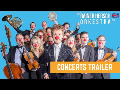 Meet the Rainer Hersch Orkestra!
