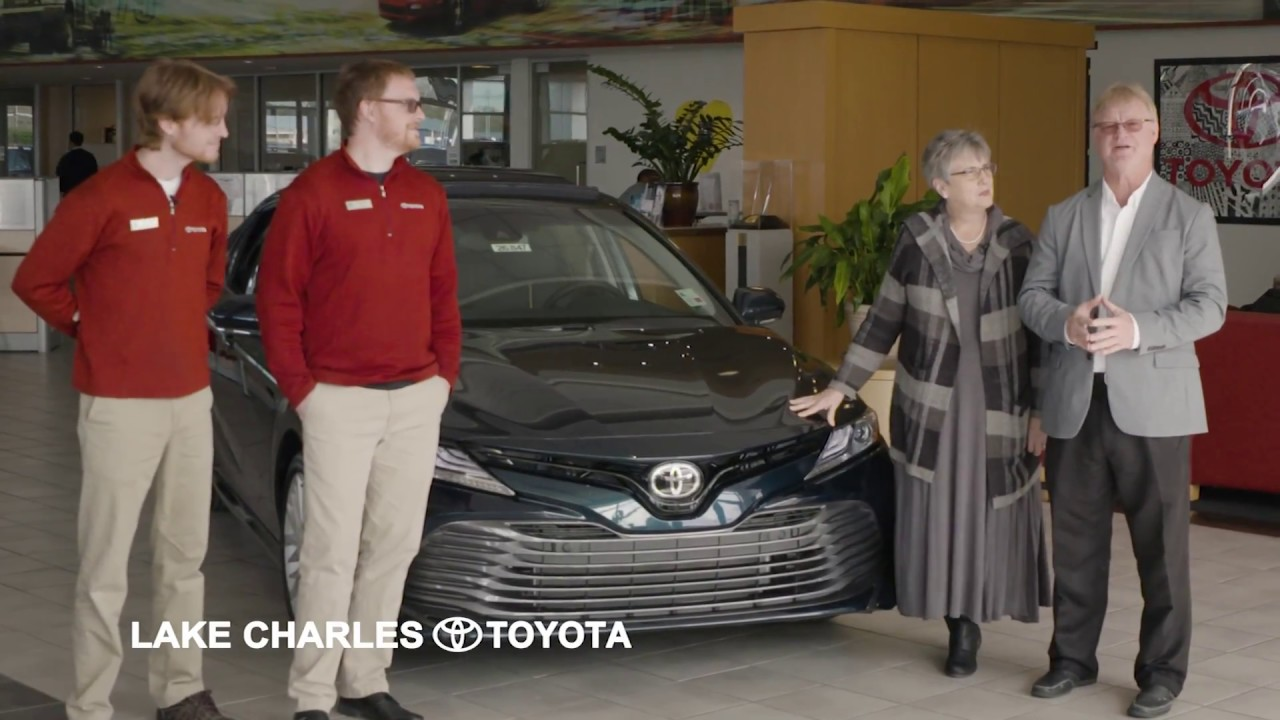 Lake Charles Toyota >> The Tarver Family For Lake Charles Toyota Youtube