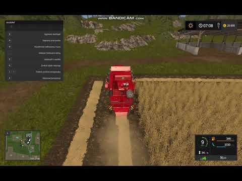 FarmingSimulator2017 dil 1.