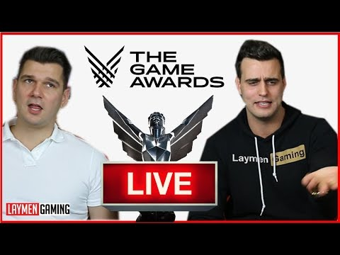 The Game Awards 2019 - Live With The Laymen!