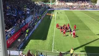 Sandhausen vs HSV - Sch... SPL