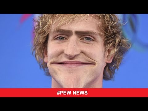 LOGAN PAUL IS CANCELLED! 馃摪 PEW NEWS馃摪