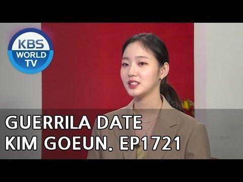 Guerrilla Date: Kim Goeun [Entertainment Weekly/2018.07.02]