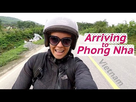 From Ninh Binh to Phong Nha - Vietnam Travel Vlog