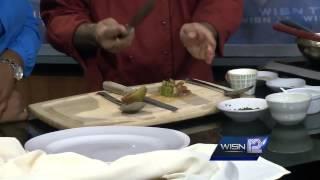 Making Meals Part Ii: Seafood Gnocchi