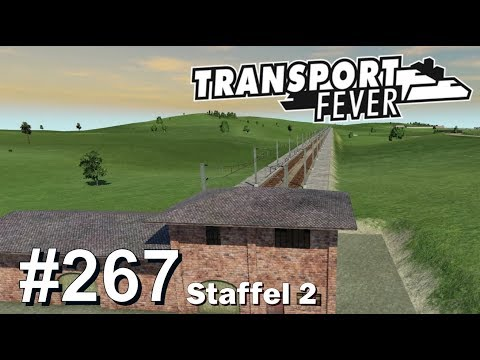 TRANSPORT FEVER S2/#267: Der 1km lange Güterbahnhof [Let's Play][Gameplay][German][Deutsch]