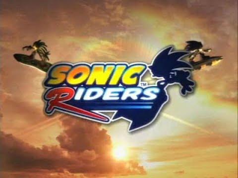 Sonic Riders   Babylonian Grand Prix + SEGA Carnival & Illusion