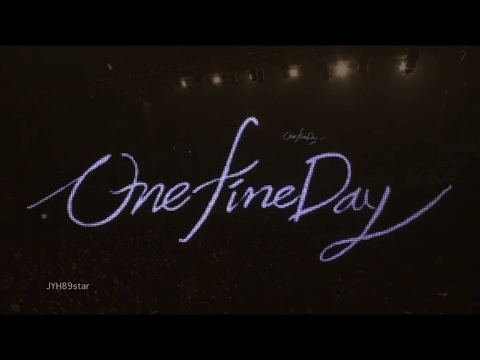 [Eng Sub]Jung Yong Hwa 1ST Concert One Fine Day in Seoul