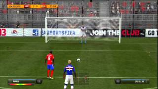 TROLLEANDO en FIFA 13 Ep.2 | LIVE | Heads Up vs Eleven Army | By DjMaRiiO
