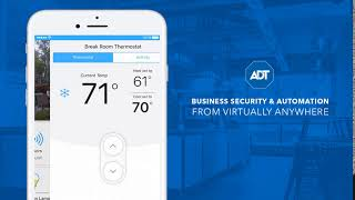ADT Security Systems - Best Small Business Security & Automation