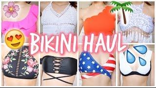 Summer Bikini/Swimsuit Haul & Try On   Zaful Review