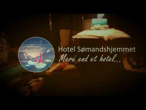 Sømandshjemmet Nuuk præsenterer Thomas Jensen