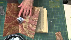 Pop Up Altered Book Craft Ideas Youtube