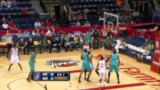NBA D-League Highlights: Sioux Falls Skyforce 106, Rio Grande Valley Vipers 127, 2013-3-30