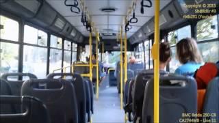 BMC Belde 250-CB / CA2744MB / DiEs Bus / Line 11
