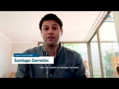 Santiago Garretón   Vinculación con la Empresa #ComercialUDD