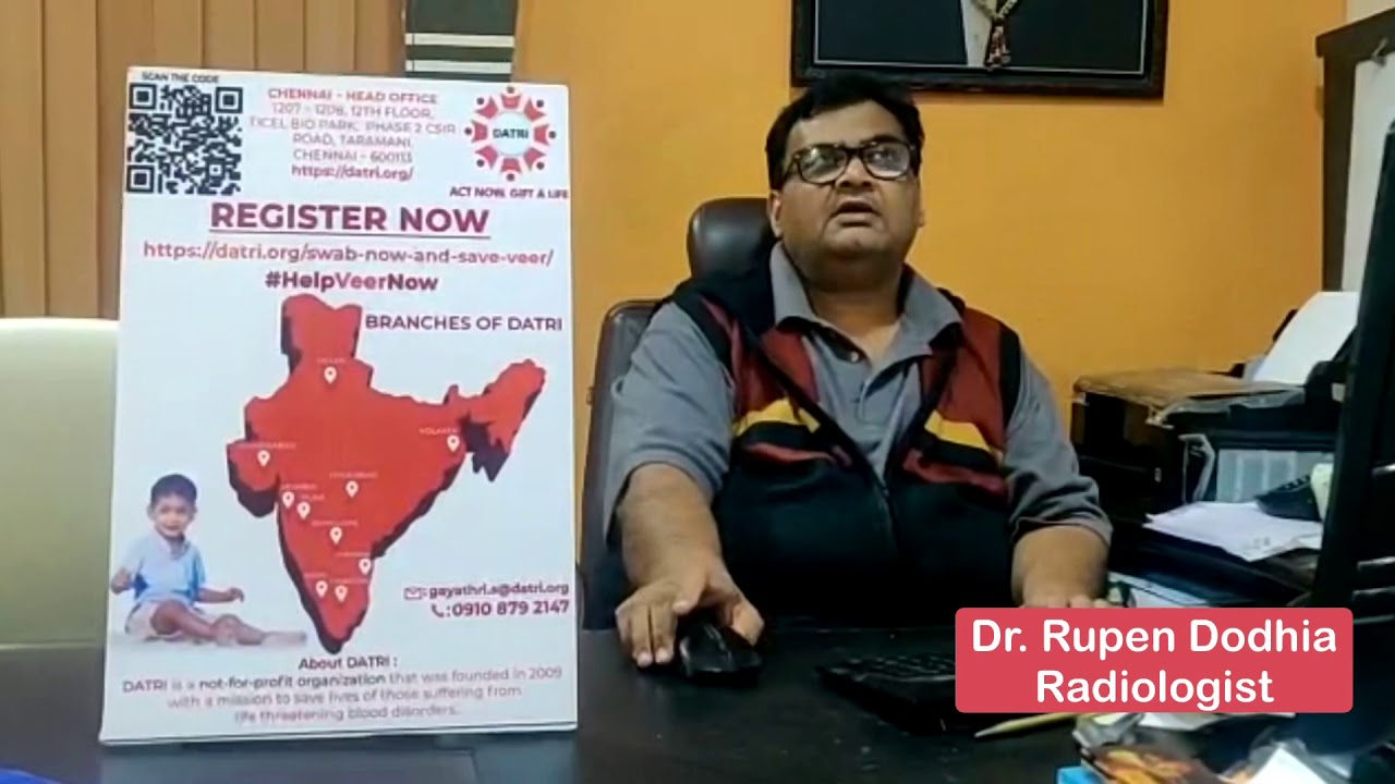 Dr Rupen Dodhia on HelpVeerNow
