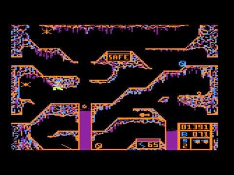 Crisis Mountain for the Atari 8-bit family