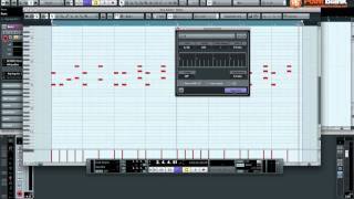 Cubase 6 - New Look Quantize