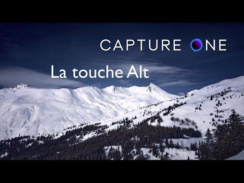 Touche Alt dans Capture One Pro 21