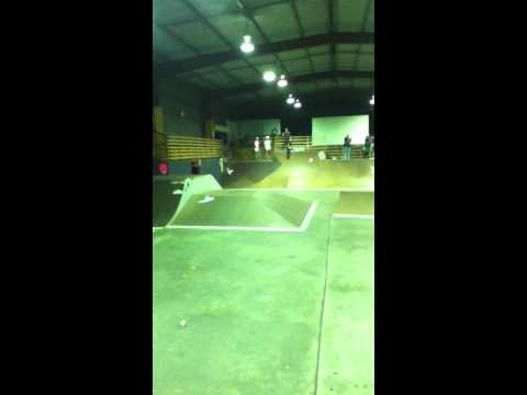 Skating At Slam Factory