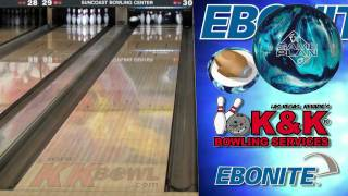Ebonite Game Plan & Vital Sign Ball Review by K&K (HD).mov