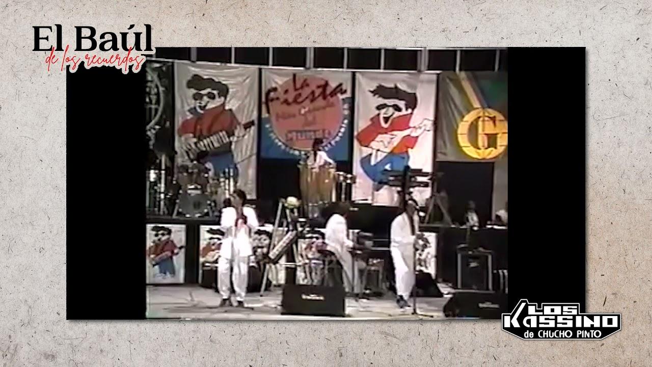 Los Kassino de Chucho Pinto - Juana La Cubana (En Vivo) - El Baúl De Los Recuerdos