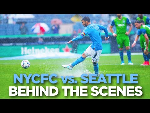 BEHIND THE SCENES | NYCFC vs. Seattle | 06.17.17