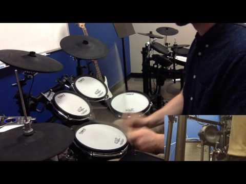 Animal Collective - The Burglars (Drum Cover)