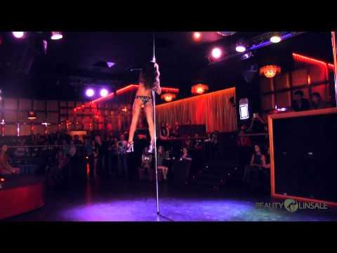 Beauty Pole-Dance Fest III. Показательное выступление Людмила Палатова