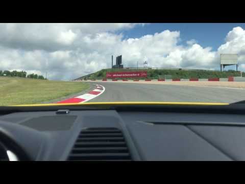 A lap of the Nürburgring with Earl Bamber