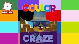 SO MANY COLOURS!! (Roblox Color craze)
