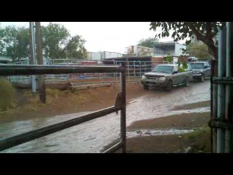 Downpour in Boulder City