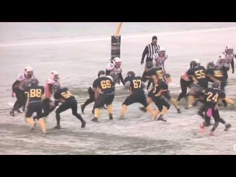 Eastglen Blue Devils Vs M.e.lazerte Voyageurs High School Football