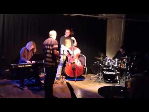 Bridge Jazz Club, Exeter, January 2013