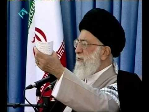 Seyed Ali Khamenei Meeting with University Professors and Students of Kermanshah -  Oct 16, 2011
