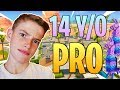 14 Year Old PRO Fortnite Kid Player!   Top 1%