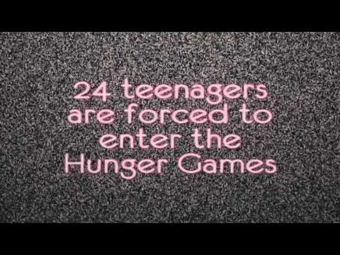 The Hunger Games Official Book Trailer